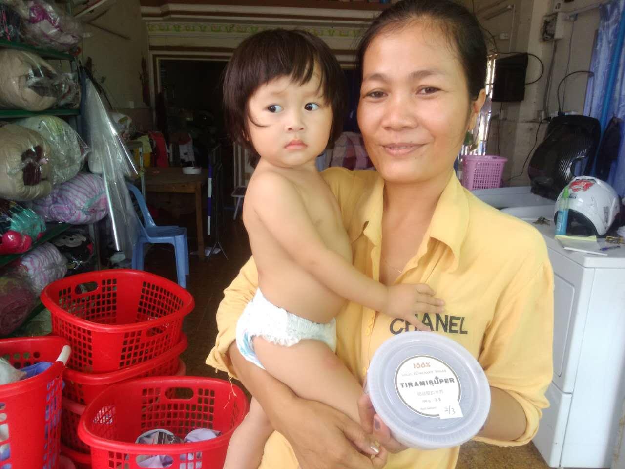 Tiramisuper Cambodia